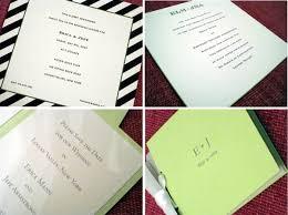 wedding program book wedding suite save the date wedding invitation rehearsal dinner