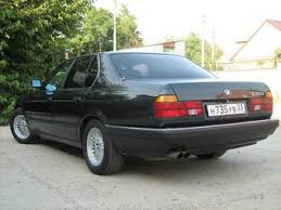 1992 bmw 7 series 1992 bmw 7 series photos 3 5 gasoline fr or rr automatic for sale