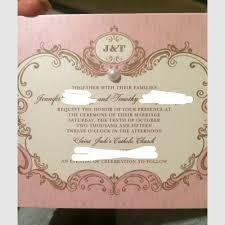 wedding invitation wording holy matrimo yaseen