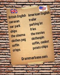 Faucet In British English 97 Best British English Vs American English Images On Pinterest
