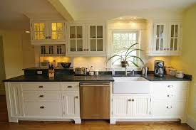 Kitchen With Glass Cabinet Doors Mullion Glass Doors Rta Kitchen Cabinets Rta Discount Cabinet