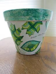 31 clay pot crafts favecrafts com