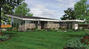 Mid Century House Plans 4 Home Plans With The Midcentury Modern Look