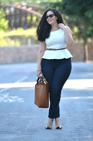 get the best jeans in plus size