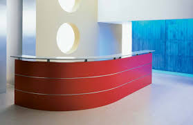 Small Reception Desk Ideas Reception Area Decoration For Attracting Welcoming Room Office
