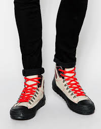 most expensive shoes converse all star waxed hiker white