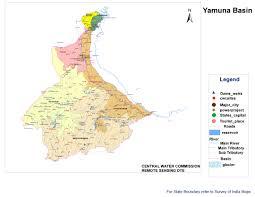 Yellow River Map Ganga Yamuna River Map Image Gallery Hcpr