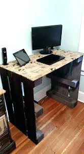 how to build a gaming desk top computer desk plans that really work for your home office diy