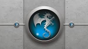 3d wallpaper free download download dragon logo 3d hd wallpaper