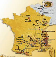 Road Map Of France by Tour De France 2017 News U0026 Daily Updates From The World U0027s Biggest