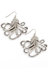 zad earrings zad octopus earring skin surf shack