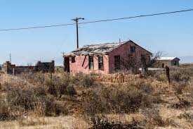 alamogordo new mexico a pink desert house our ruins