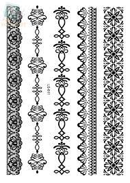 bracelet designs tattoo images Bracelet tattoo designs set 1000 geometric tattoos ideas jpg