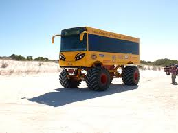 bus monster truck videos monster buses heading to qatar as part of new tourism initiatives