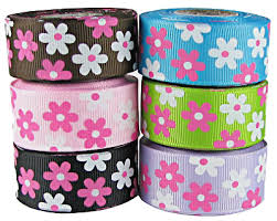 grosgrain ribbons 7 8 flower ribbons hip girl boutique llc free hairbow