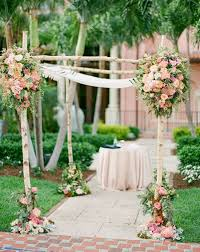 how to build a chuppah our favorite chuppah ideas smashing the glass wedding