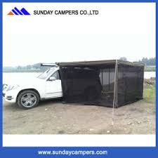 Camping Tent Awning China 4x4 Accessories Car Side Foxwing Awning Camping Tent Awning