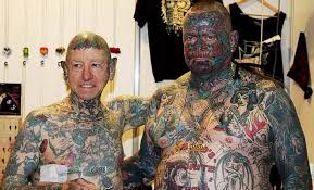full body tattoo tattoo collections