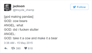 Creating Meme - how god created animals album on imgur