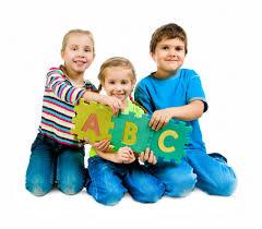 Wallpaper Children Download Wallpaper Children Letters Alphabet English White