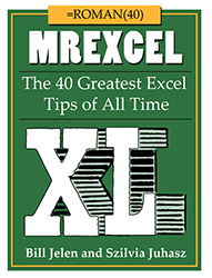 Exles Of Dashboards In Excel by Mrexcel Excel Tips Solutions Since 1998