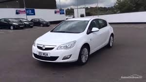 vauxhall lookers vauxhall astra excite white 2011 youtube