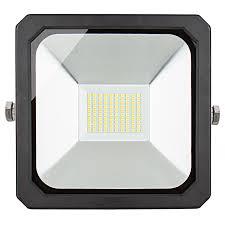 50 watt led flood light fixture low profile 4 000 lumens led