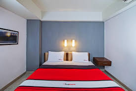 Wall Bed Jakarta Bed U0026 Breakfast Reddoorz Plus Near Rs Pertamina Bed U0026 Breakfast