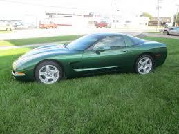 1997 corvette for sale for sale 1997 corvette fairway green metallic six speed coupe w