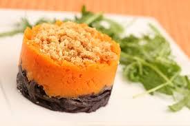que cuisiner avec des carottes cuisses de canard confites en parmentier avec une purée de carottes