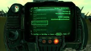 Fallout 3 Interactive Map Funny Alien Captive Recording Fallout 3 Mothership Zeta Youtube