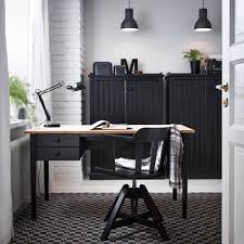 cool office design home office glass drafting ikea home office