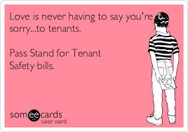 s day sts e cards stand for tenant safety