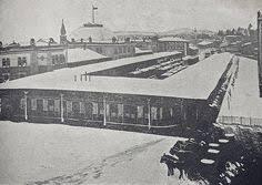 Ottoman Officials 120 Ottoman Officials In Station Osmanlilar