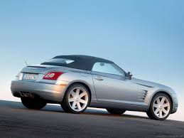 chrysler crossfire roadster buying guide