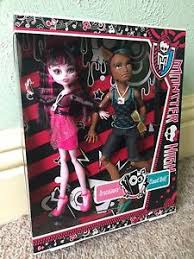 draculaura and clawd bnib brand new high draculaura clawd wolf festival