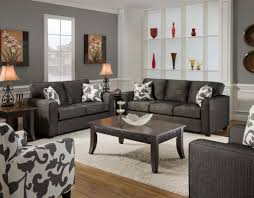 Grey Patterned Accent Chair Accent Chairs For Living Room Talsma Furniture Living Room Parlor