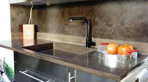 beton cire pour credence cuisine beton cire pour credence cuisine plan de travail et cracdence en
