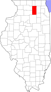 Illinois Cities Map by National Register Of Historic Places Listings In Dekalb County