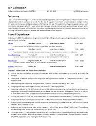 Network Security Engineer Resume Sample by Sample Resume For Network Security Engineer
