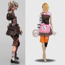 Borderlands 2 Halloween Costumes Custom Borderlands 2 Tiny Tina Costume Dress Suit