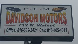 davidson motors cameron mo read consumer reviews browse used