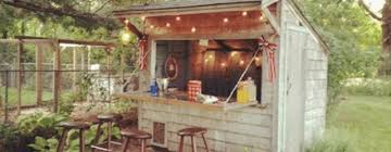 Backyard Shed Bar Outdoor Archives Home Remodeling