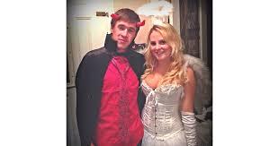 Devil Angel Halloween Costumes Angel Devil Couples Halloween Costumes Popsugar Love