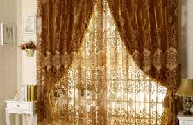 Beautiful Living Rooms Curtains Curtains Beautiful Thick Curtains Eden Gold Floral