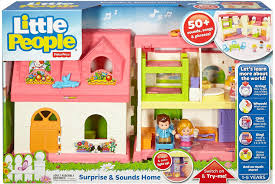 amazon com fisher price little people surprise u0026 sounds home