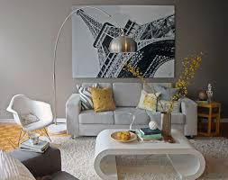 parisian style living room