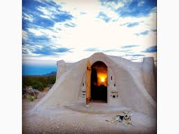 off grid adobo dome terlingua texas airbnb next stop