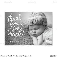 baby thank you cards newborn thank you cards baby shower invitations birth