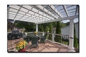 exterior design and decks furniture adorable home exterior design ideas using plexiglass